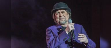 Suspès el concert de Sabina a Madrid després que caigués a l'escenari
