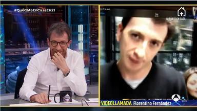 La vida antes de la fama: Florentino Fernández desveló como era Pablo Motos en el año 2000