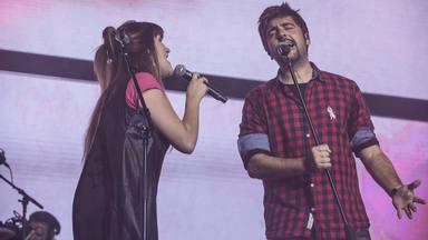 """""""Vivir"""" es la canción que unió a Rozalén y Estopa y a ellos con todos los oyentes de CADENA 100"""