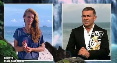 Elena Rodriguez descubre la ruptura de Adara y Gianmarco