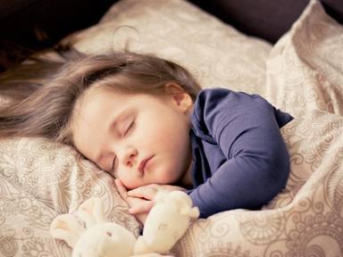 Com ajudar a dormir als nens i adolescents