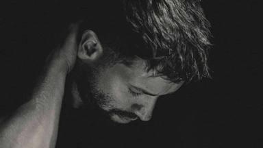 Pablo Alborán muestra la portada de 'Vértigo', su nuevo álbum