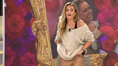 Marta López muestra en televisión las cicatrices de su operación estética
