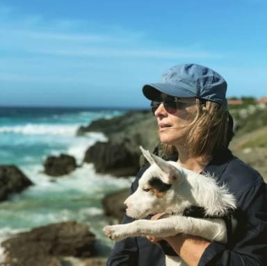Sandra Barneda y su gran amor Nash