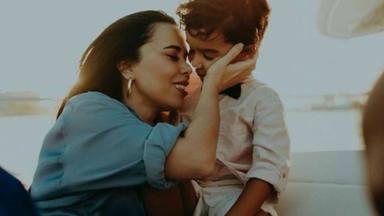 Beatriz Luengo comparte una foto de su hijo