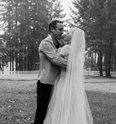 Pamela Anderson boda