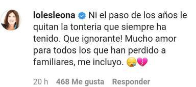 Loles León contra Victoria Abril