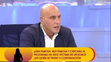 Antonio David Flores, desbordado, toma una drástica decisión sobre la docuserie de Rocío Carrasco