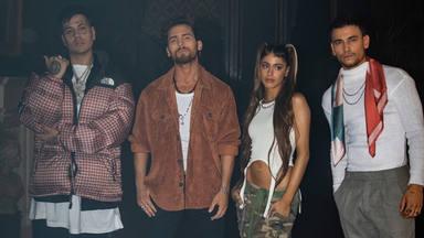 "Tini se une al remix de ""2:50"", un combo de talento argentino junto a MyA y Duki"