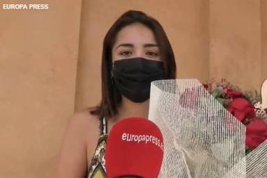 """Sandra Pica recibe el alta y confiesa el problema por el que ha estado ingresada: """"He sentido mucho miedo"""