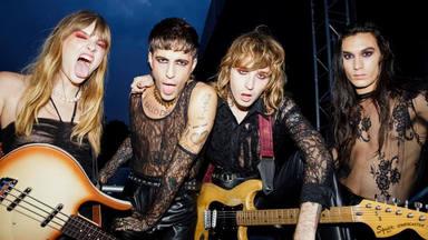 Los eurovisivos Måneskin interpretaron 'bury a friend' de Billie Eilish en uno de sus conciertos más rockeros