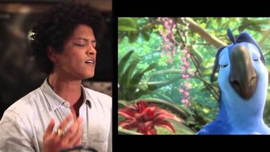 Bruno Mars en Rio 2
