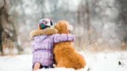 Por qué mimar más a tu perro con el frío