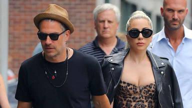 Christian Carino y Lady Gaga