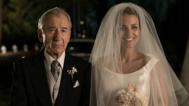 José Sacristán y Paula Echevarría en 'Velvet'