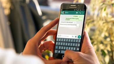 """Mucho ojo con """"los saludos de Whatsapp"""", el nuevo timo que circula en internet"""