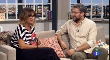 Máxim Huerta también fue profesor de 'Operación Triunfo' aunque lo hayas olvidado