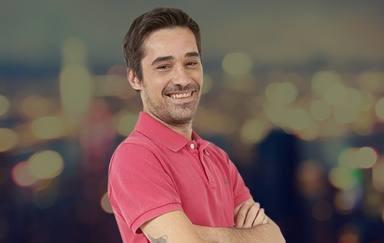Jordi Cruz presenta Afterwork en CADENA 100.es de lunes a viernes desde las 20.00 horas
