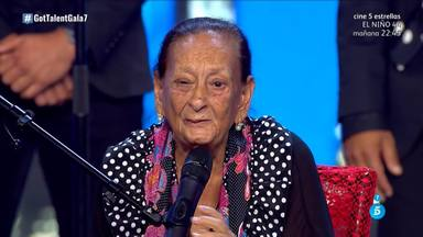Isabel Soto, concursante de 'Got Talent'