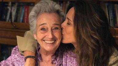 La sentida felicitación de Lydia Bosch a su madre por su 90 cumpleaños