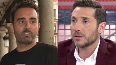 Antonio David reprocha a Fidel Albiac que entrara en casa de Rocío Carrasco cuando aún no estaban separados