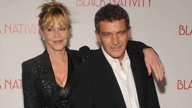 Antonio Banderas dedica unas bonitas palabras a Melanie Griffith y habla de su separación