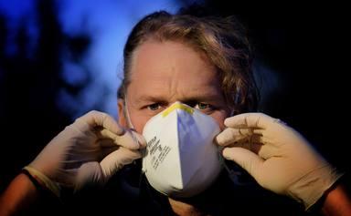 Com evitar la irritació causada per les màscares