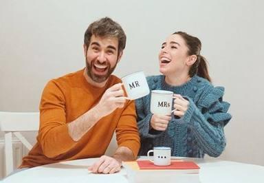 Así anunciaron Candela Serrat y Dani Muriel que iban a ser padres por primera vez