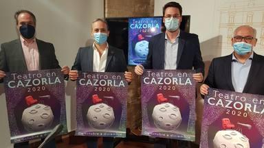 Llega la 24 edición del Festival Internacional de Teatro de Cazorla