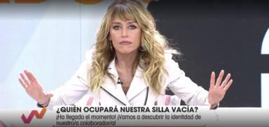 Emma García habla sobre una nueva colaboradora