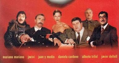 Juan y Medio en la película Operación Gónada