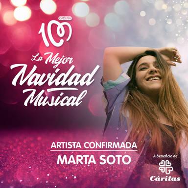Marta Soto La Mejor Navidad Musical