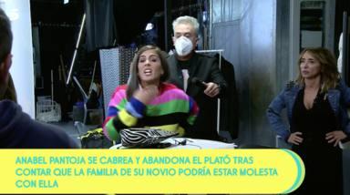 Anabel Pantoja manda un mensaje a la audiencia
