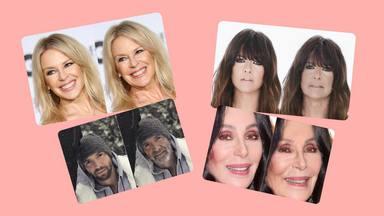 Cher, Kiley Minogue o Pablo Alborán: así serían de ancianos