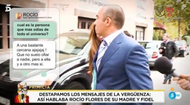 'Socialité' saca a la luz los brutales mensajes de Rocío Flores hablando sobre su madre Rocío Carrasco