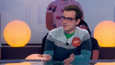 """""""Caretas fuera"""": Las redes estallan contra Pablo Díaz por su estrategia para ganar siempre en 'Pasapalabra'"""
