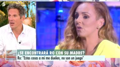 Joaquín Prat vaticina cómo será el encuentro entre Rocío Flores y Rocío Carrasco: La puerta abierta