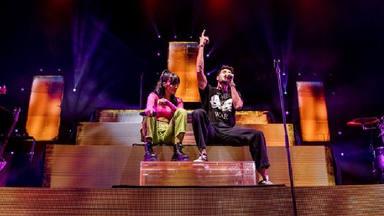 Aitana vuelve a los escenarios: Cabaret Festival Granada recibe su actuación con Sebastián Yatra como sorpresa