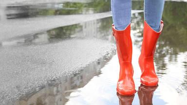 Botas de agua sin lluvia... ¿sí o no?