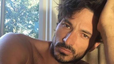 Andrés Velencoso presenta a su ''mano derecha'' en la vida y en los negocios