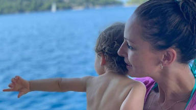 Eva González, muy sorprendida con la nueva y curiosa afición de su hijo Cayetano
