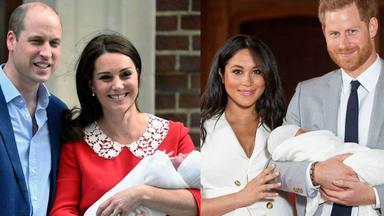 El pique definitivo entre los duques de Sussex y Cambridge: ¿quién tiene más seguidores en las redes sociales?