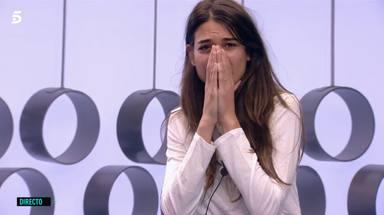 """""""Me siento indefensa"""": Estela Grande se rompe al recibir noticias de Diego Matamoros en 'GH VIP'"""