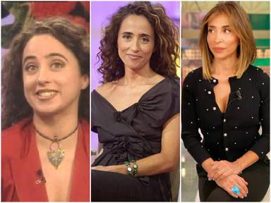 El espectacular cambio de María Patiño: De buscar el amor en televisión a estrella en 'Sálvame'