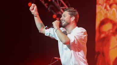 Manuel Carrasco cierra por todo lo alto su gira 'La Cruz del Mapa' en Latinoamérica