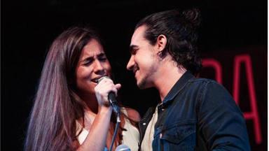 Julila Medina y Gonzalo Hermida