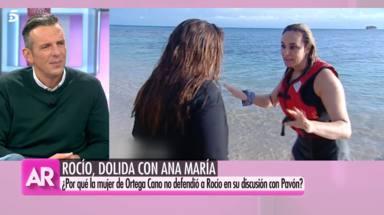 Joaquín Prat se moja sobre la relación de Rocío Flores y Ana María Aldón en 'Supervivientes'