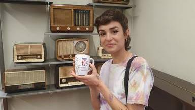¿Quieres ganar la taza de CADENA 100 firmada por Natalia Lacunza?
