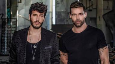 """Sebastián Yatra y Ricky Martin presentan """"Falta Amor"""", una balada suave y, al tiempo, potente"""