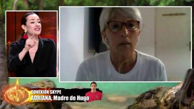 Adara Molinero carga contra Adriana, madre de Hugo